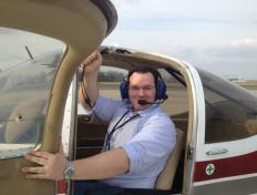 Athanasios - First solo on 20 March 2012