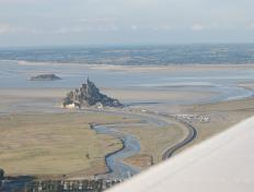 360° around the Mont Saint-Michel!