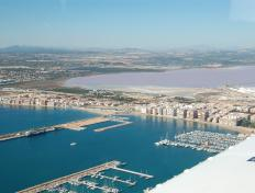 We are leaving Alicante, heading Gibraltar...