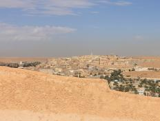 Old town of Ghardaïa, World Heritage (31 October 2013)
