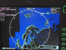 The position of the D-EGLA, 23h30 local time, 21 June 2012