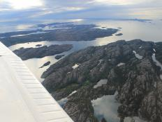 The western coast of Norway, Saturday 23 June 2012