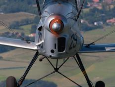 Brussels Aviation School - Stampe SV4