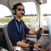 Fernando - Private pilot since October 2016