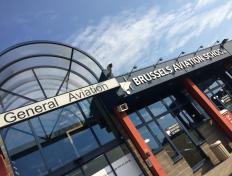 Brussels Aviation School - Aéroport de Charleroi, Belgique