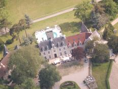 French castle in Champagne...
