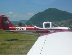 The OO-VNI in Annecy