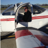 Antoine - Private pilot since July 2014