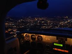 Qualification au vol de nuit - Brussels Aviation School